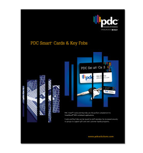 PDC Smart Cards & Key Fobs Brochure