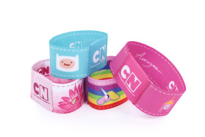 PDC Smart Stretch Cartoon Network Wristbands RGB