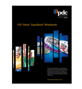 PDC Smart SuperBand Wristbands Brochure