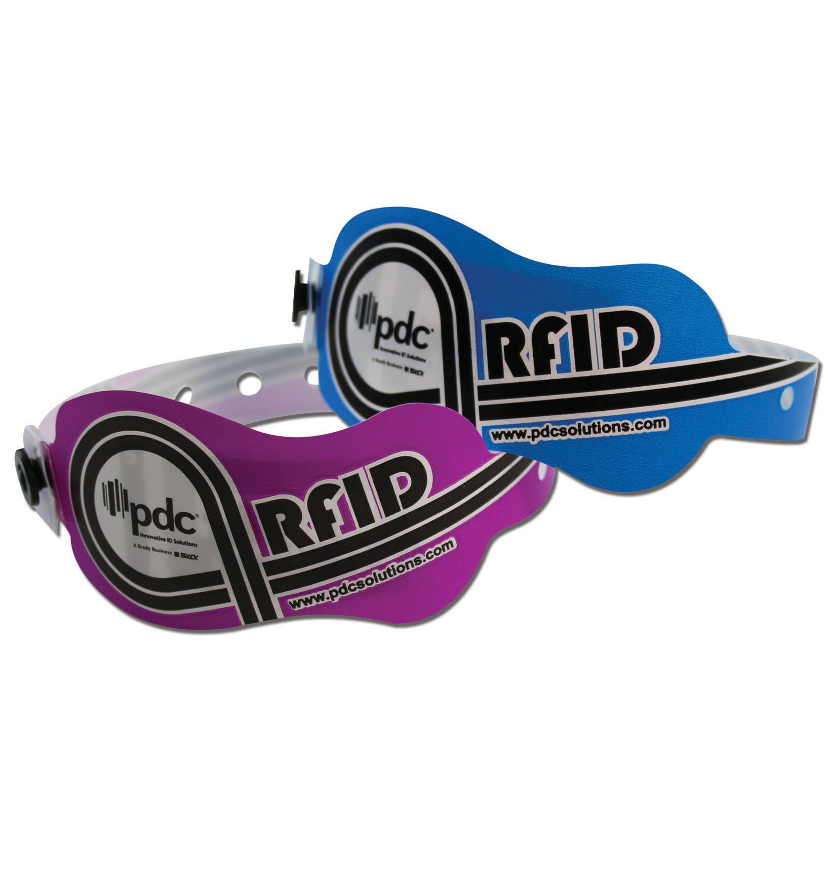 PDC Smart CUSTOM SHAPE Wristbands