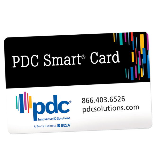 PDC Smart Card